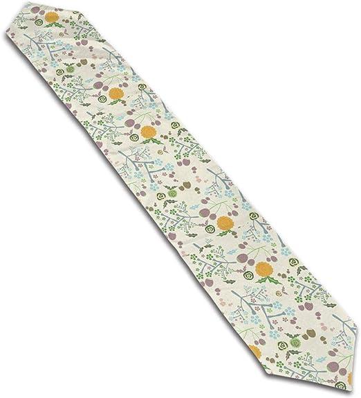 Sitear Camino de Mesa de Comedor de Papel Kraft con diseño Floral ...