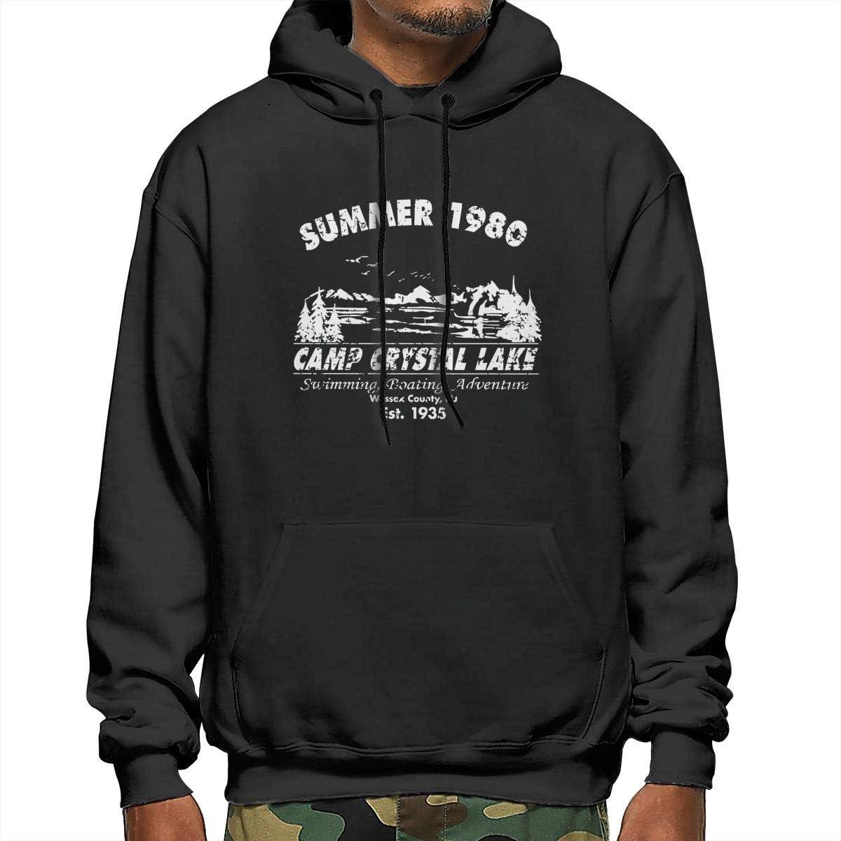 Sanda Suer 1980 Mens Hooded Sweatshirt