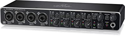 BEHRINGER UMC 404HD Audiophile