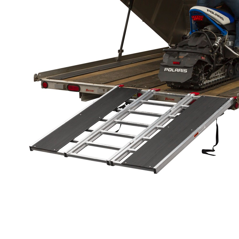 Black Ice SNO-6054-HDXW Snowmobile Loading Ramp