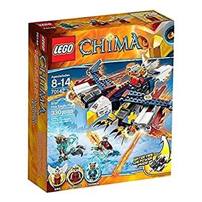 Lego Chima Eagle Flyer of Ellis 70142: Toys & Games [5Bkhe0802741]