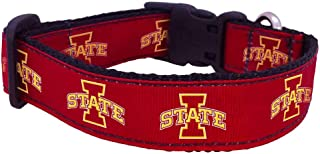 product image for NCAA Iowa State Cyclones Dog Collar (Team Color, Medium)