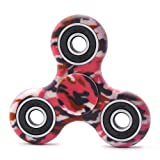 Amazon Price History for:Cppslee Hands Fidget Spinner Toy Stress Reducer- Perfect For ADD, ADHD, Anxiety, and Autism Adult Children