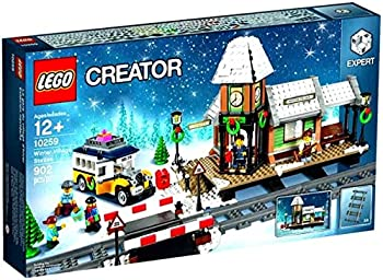 LEGO Creator Expert Winter Village Station