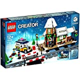 LEGO Creator Expert Winter Village Station 10259 Building Kit (902 Piece)