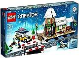 LEGO Creator Expert Winter Village Station 10259 Building Kit (902 Piece)