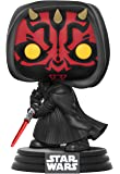 Funko Pop Star Wars The Phantom Menace Darth Maul Exclusive Galactic Convention Figure