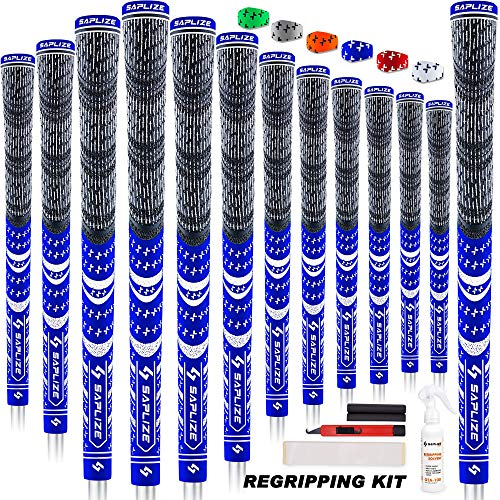 SAPLIZE Golf Grips StandardMidsize