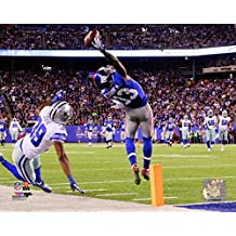 New York Giants Odell Beckham Jr. Makes The Catch of a Lifetime! 8x10 Photo. (Horizontal) mf