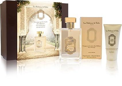 La Sultane de Saba - Estuche perfume de azahar: Amazon.es ...