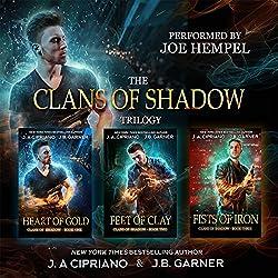 Clans of Shadow Omnibus