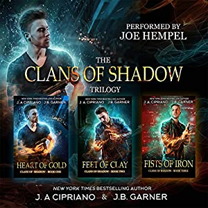 Clans of Shadow Omnibus Audiobook