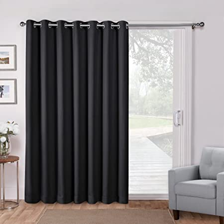 Pony Dance Patio Door Curtains Window Extra Wide Curtain Panels