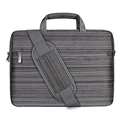 Cartinoe City 11-11.6 inch Laptop Briefcase Messenger Bag, Professional Business Water Resistant Shoulder Bag for Apple 11 12 Inch MacBook Air/Retina 12, Microsoft Surface Pro 4/3 2017