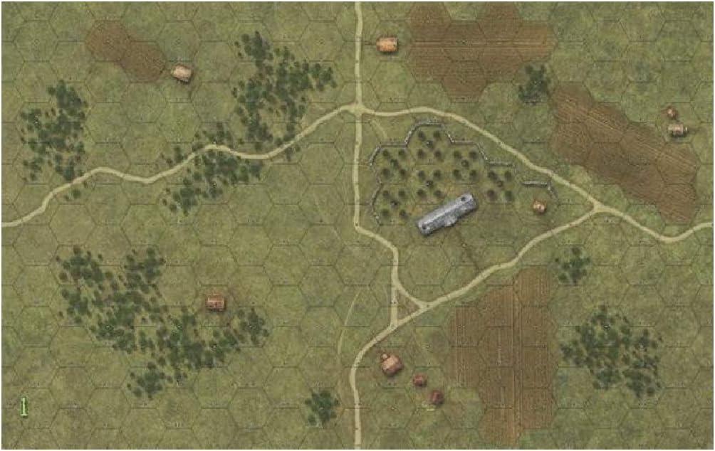 Amazon.com: Old School Tactical Vol II Pocket Battles Map ...