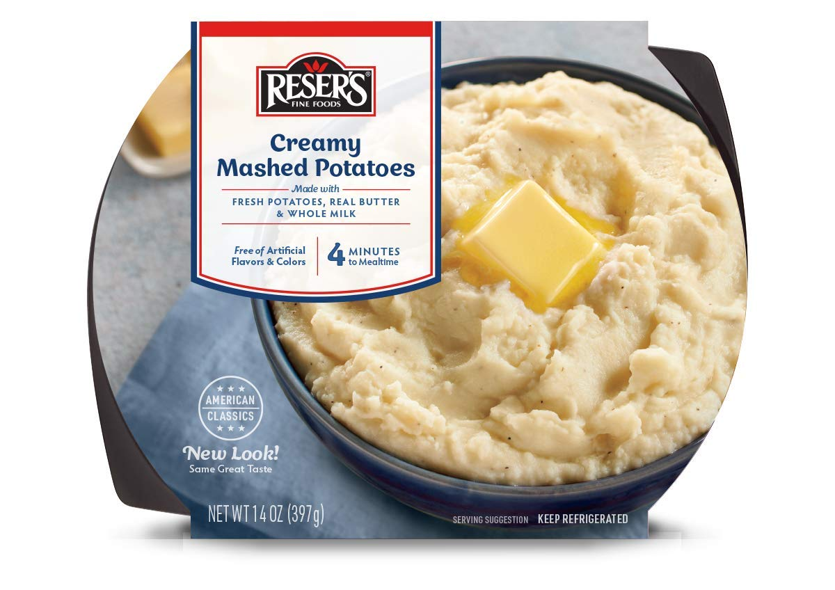 Reser's, Creamy Mashed Potatoes, 14 oz