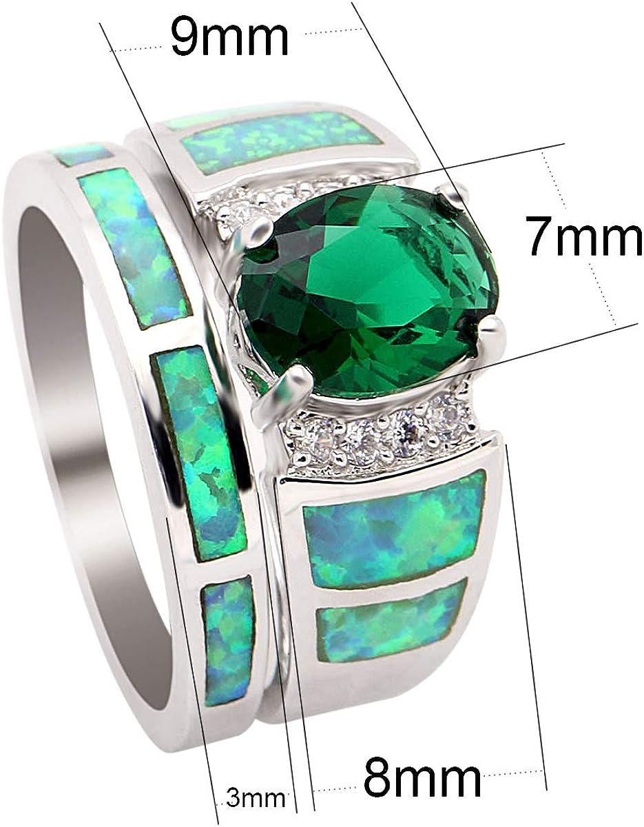 Silver bracelte For Women,Pink Triplet Fire Opal Garnet 925 Sterling Silver Jewelry Bracelet 7-8 Anniversary Gift
