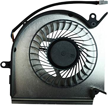 Power4Laptops Ventilador GPU para Ordenadores portátiles ...