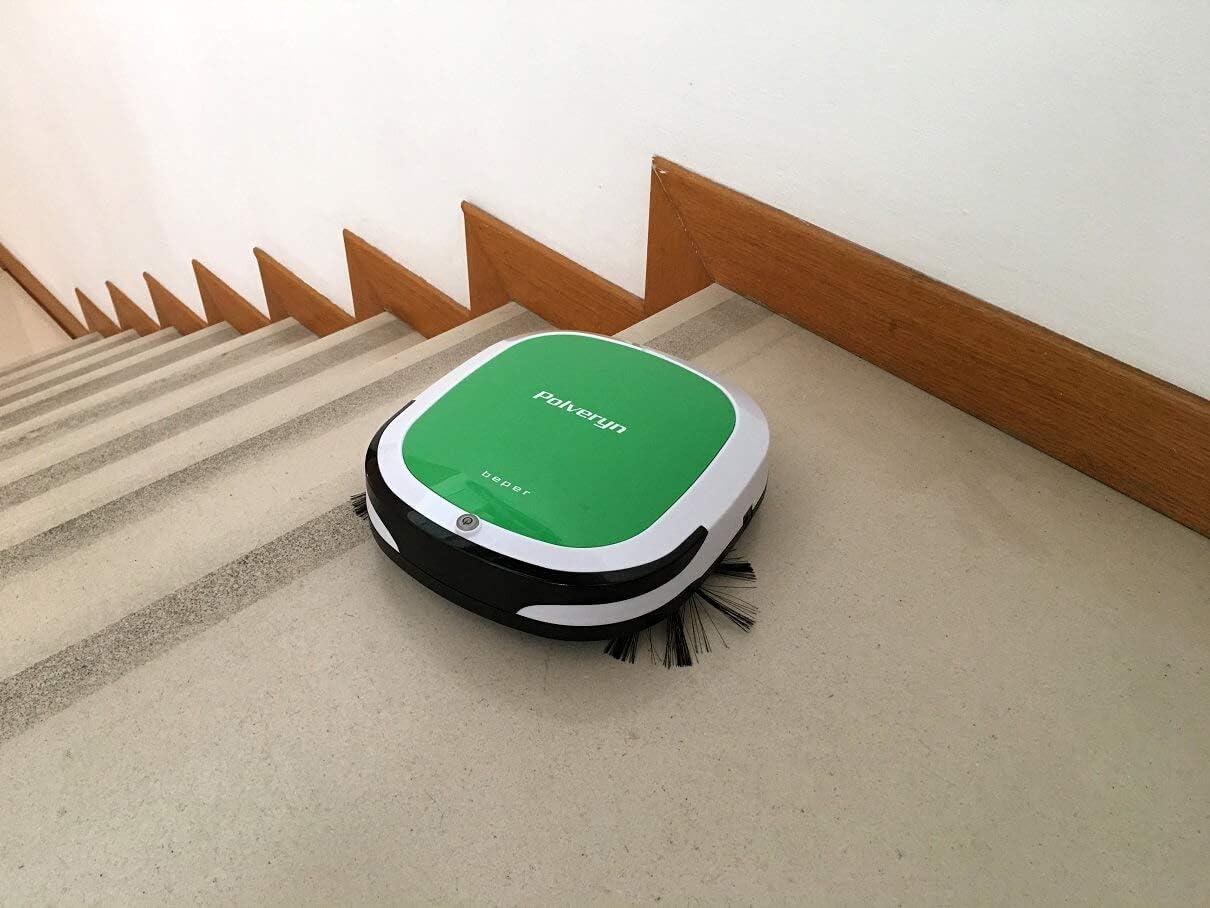 Beper 50.600 - Robot aspirador para limpieza de suelos (carcasa de ...
