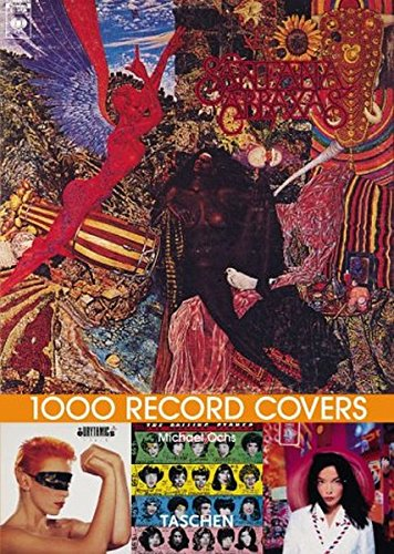 1000 Record Covers (Klotz )