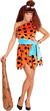 NET TOYS Disfraz de Wilma Picapiedra Mujer neardental Flinstones ...