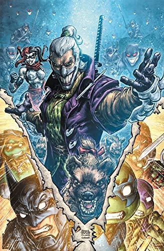 Batman Teenage Mutant Ninja Turtles Series III #4 Main (Ninja Turtle Book Comic Toys)