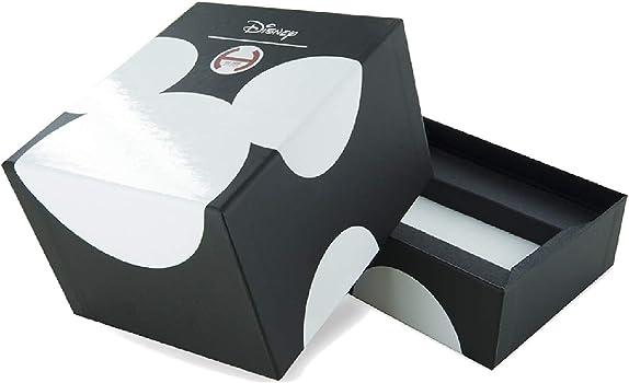Hip Hop Watches - Reloj para Mujer - Edición Especial Aniversario de Mickey Mouse - Colección Icono Mickey - Correa de Silicona - Caja de 32mm - Impermeable - Rojo: Amazon.es: Relojes