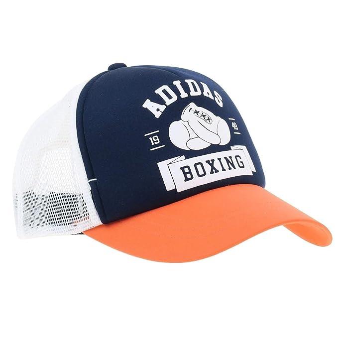 adidas - Gorra de béisbol - para Hombre Azul Marino/Rojo Talla de un Talla