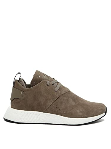 | adidas Mens NMD C2 Nubuck Trainers | Fashion