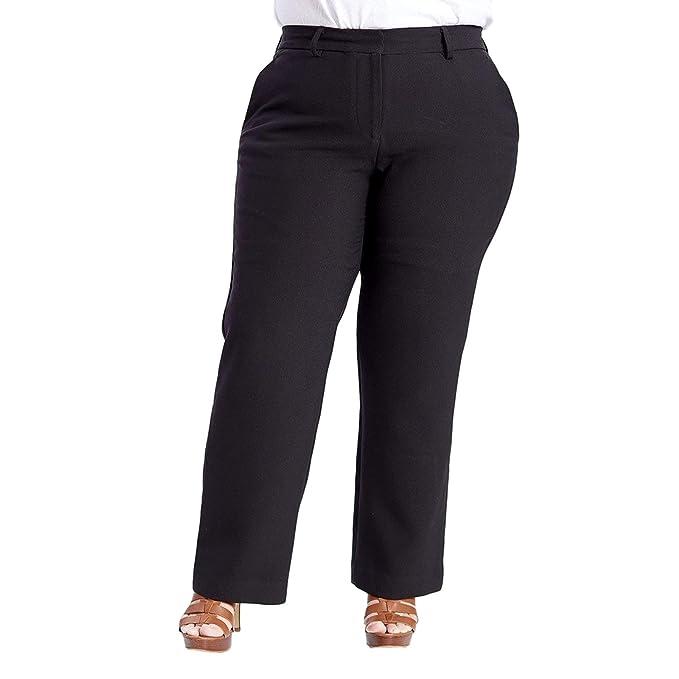 Amazon.com: Susan Miller - Pantalones de vestir para mujer ...