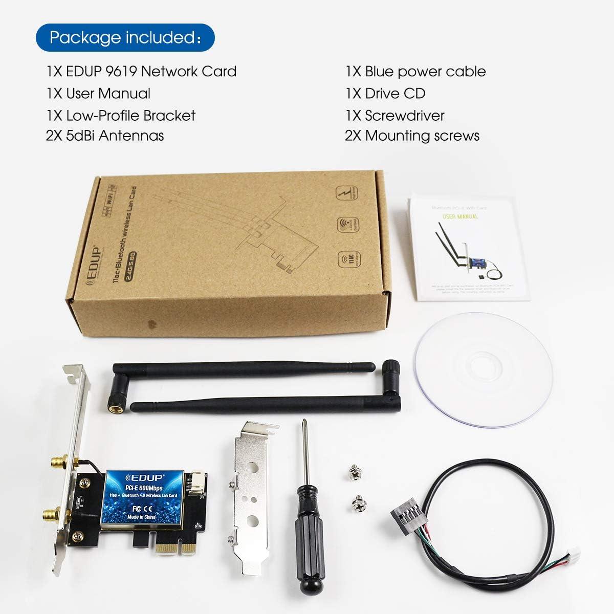 Wi-Fi 6 11AX WiFi Module 2 x 2 MU-MIMO Dual Band Wireless Card ...
