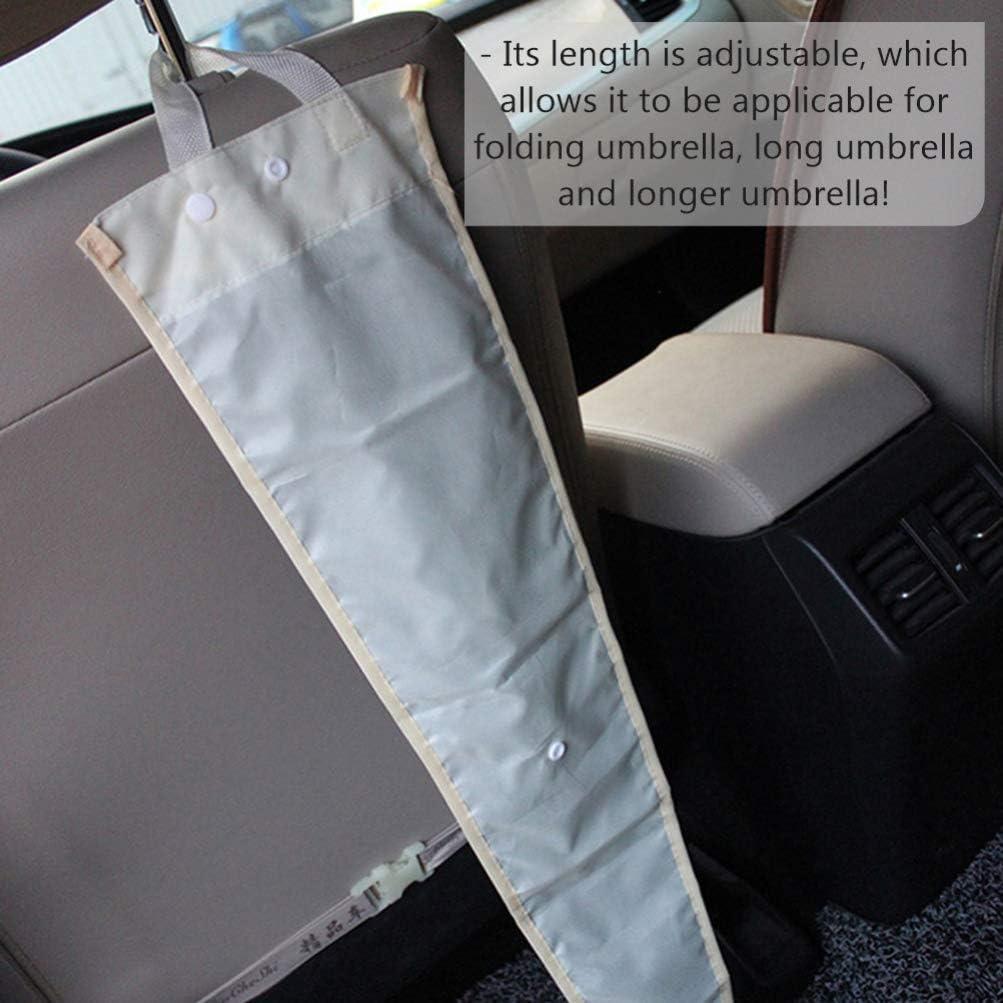 Umbrella Covers Cabilock 2pcs Umbrella Bag Waterproof Umbrella ...