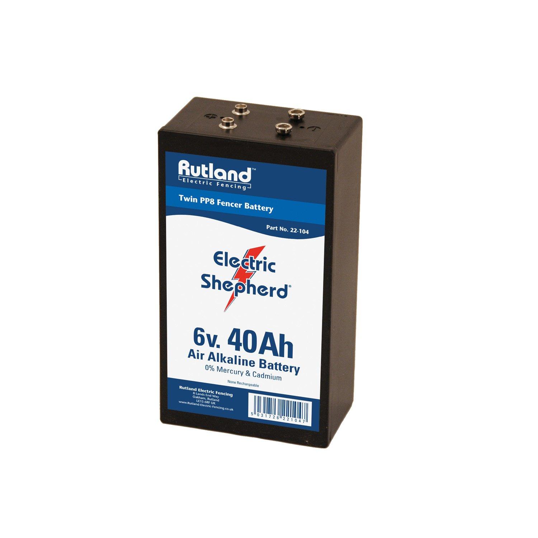 Rutland 22-104R Batterie f/ür Zaunger/äte-40 Amp