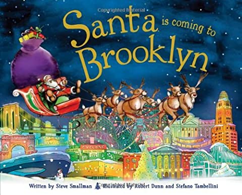 Santa Is Coming to Brooklyn (Coming To America Blu)