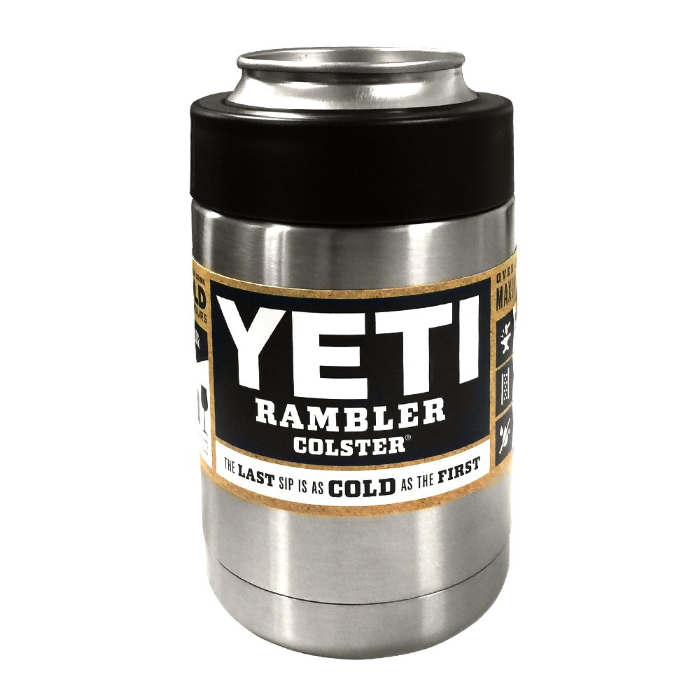 Soda Can Cooler ~ Yeti colster rambler oz stainless steel koozie beer