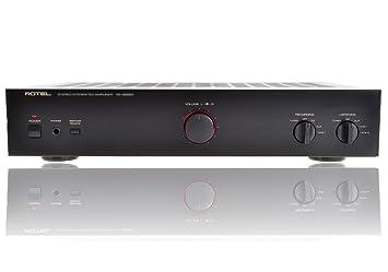 Rotel RA de 935bx Amplificador Amplifier Amplificador