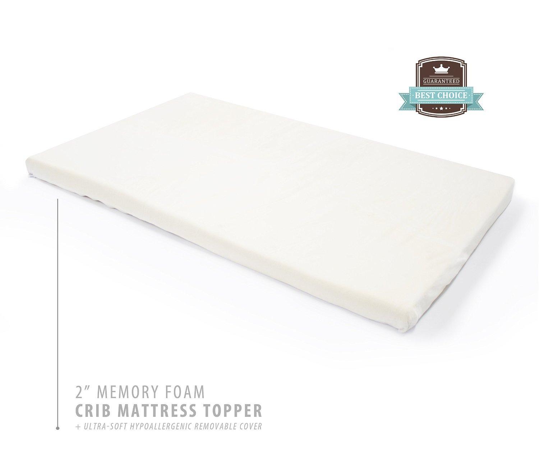 pad fiber memory detail baby product soft mattress bamboo cover foam crib wholesale