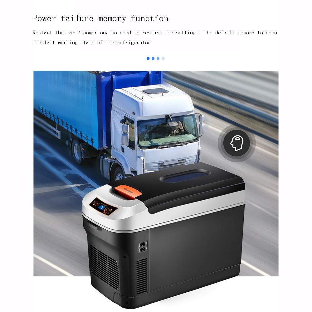 Xyanzi Frigoríficos Mini Refrigerador Pequeño For Automóvil, 15/25 ...