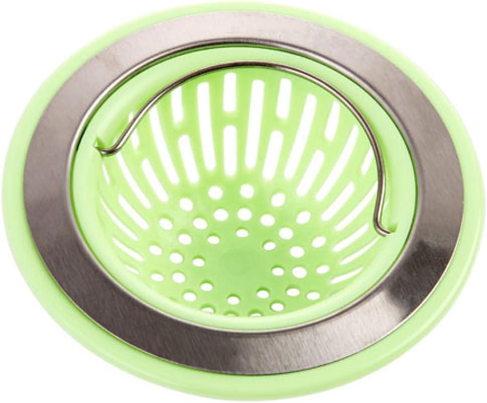 Küche Spüle Siebkorb Abfluss Sieb Rand 19,19 cm Durchmesser Mesh