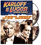 Karloff & Lugosi Horror Classics (The Walking Dead / Frankenstein 1970 / You'll Find Out / Zombies on Broadway) by Warner Home Video