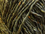 Studio Donegal Aran Tweed - Irish Yarn - 50g (4756 Olive Green)