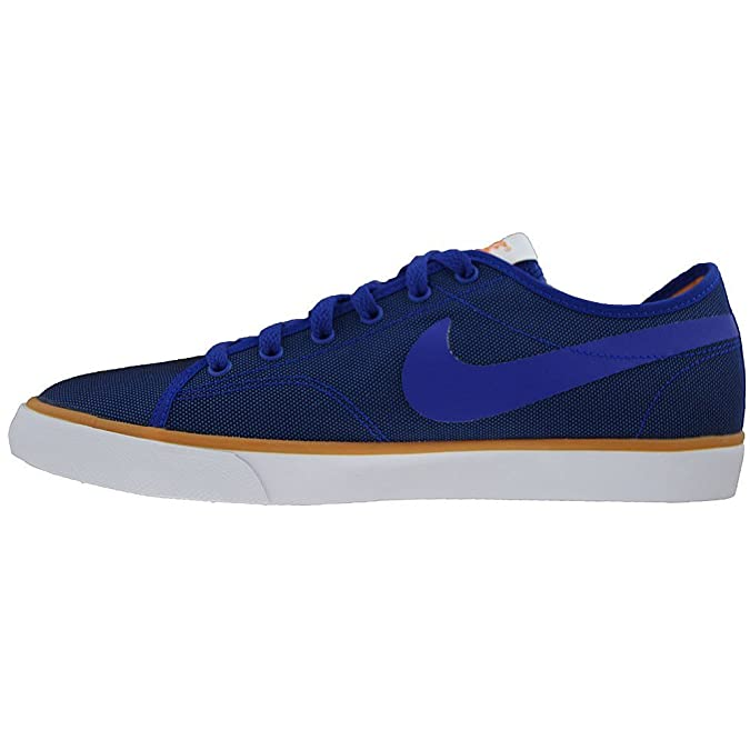 Nike Men s Primo Court Racer Blue Sneakers   9 UK/India (44 EU)(10 US)