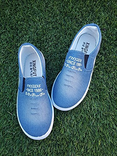 New girls canvas shoes