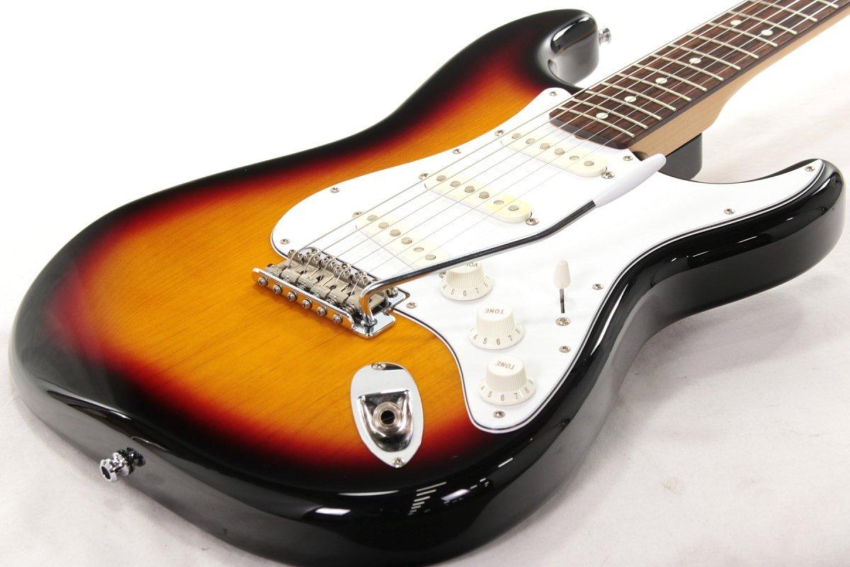 Fender Japan/Stratocaster ST-STD 3Tone Sunburst フェンダージャパン B07FNKHDRL