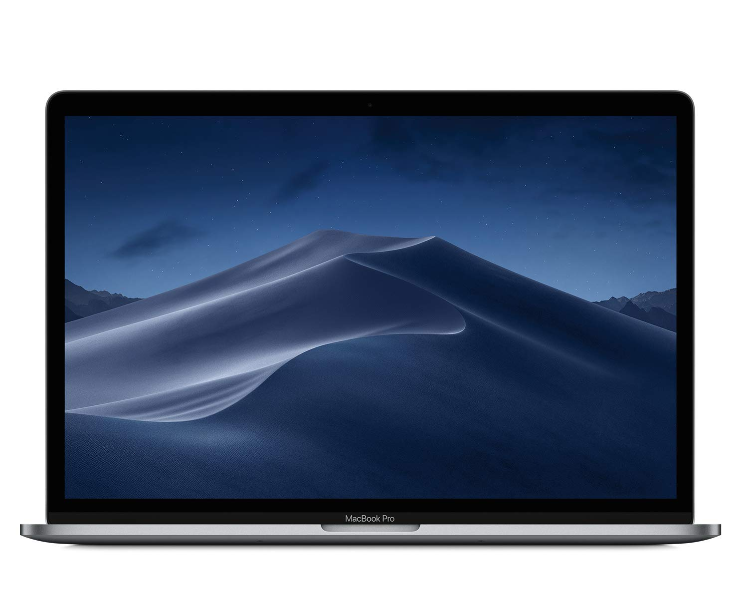 New Apple MacBook Pro (15-inch, Touch Bar, 2.3GHz 8-core Intel Core i9, 16GB RAM, 512GB SSD) - Space Gray by Apple