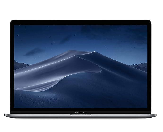 Apple 苹果 19年最新款 Macbook Pro 15.4寸笔记本电脑 带触控栏 (九代八核i9/16G/512G)8.6折$2399.99 两色可选 海淘转运到手约¥17275 国内¥20499