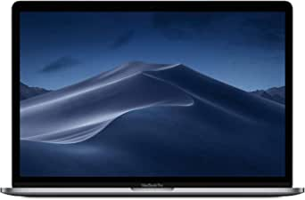 Apple MacBook Pro (15-Inch, Latest Model, 16GB RAM, 256GB Storage) - Space Gray