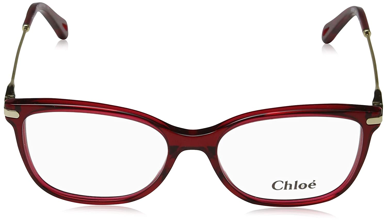 Chlo/è Ce2718 613 53 Montature Donna Rosso Red