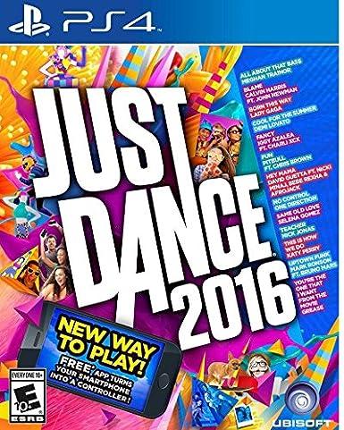 Ubisoft Just Dance 2016, PlayStation 4 - Juego (PlayStation 4, PlayStation 4, Danza, Ubisoft Paris, 22/10/2015, E10 + (Everyone 10 +), Fuera de línea): Amazon.es: Videojuegos