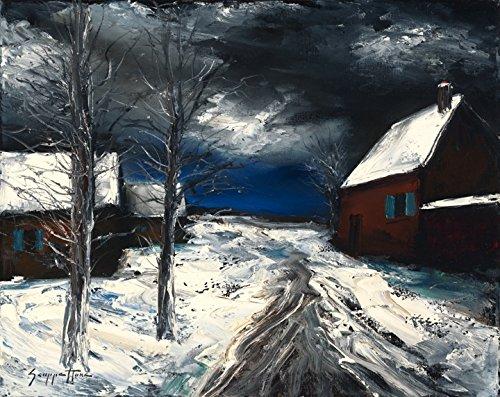 farmhouse-under-snow